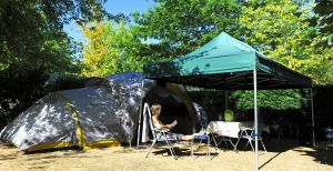 emplacement camping biscarosse